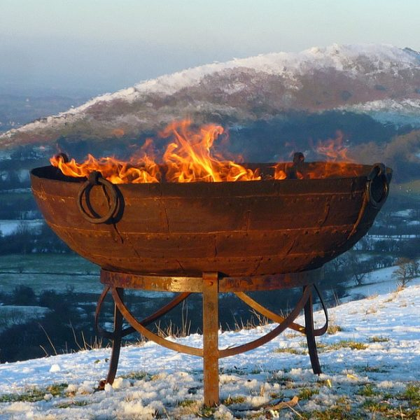 Original Authentic Kadai Firebowl