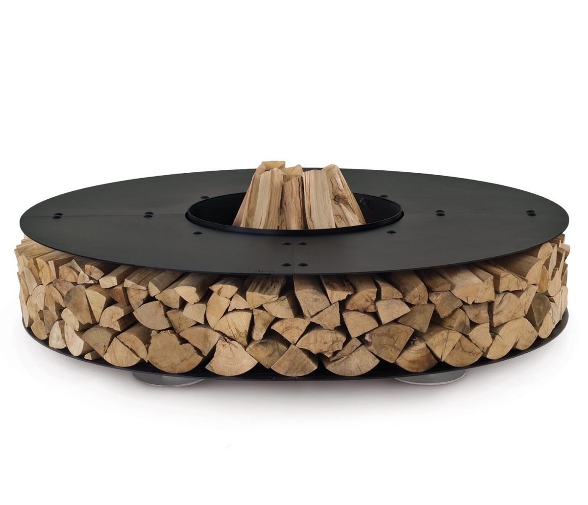 Zero Stainless Steel Fire Pit