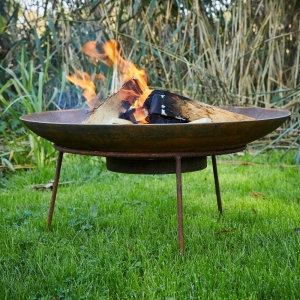 Stand for Corten Steel Fire Bowl