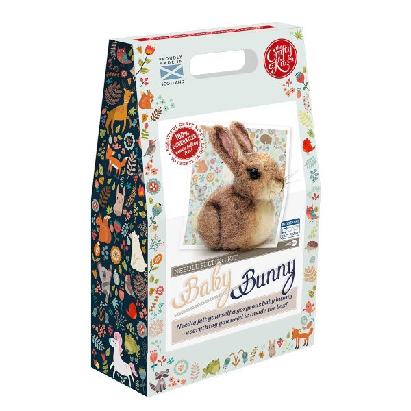 Baby Bunny Crafting Kit Box