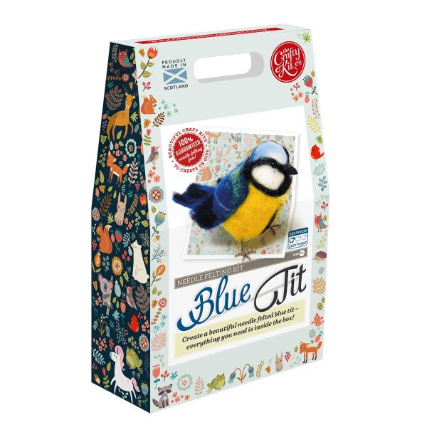 Blue Tit Craftig Box
