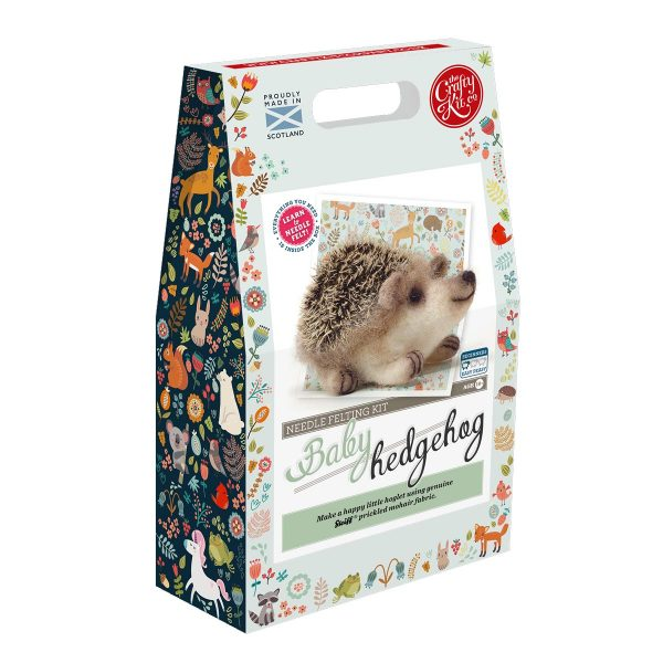 Hedgehog Crafting Kit